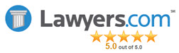 Lawyers.com 5.0 out of 5.0
